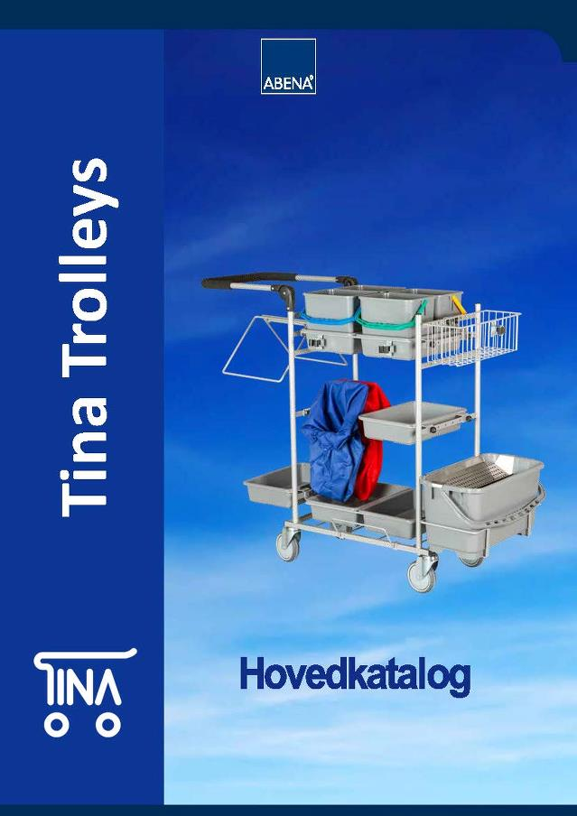 Katalog - Tina Trolleys